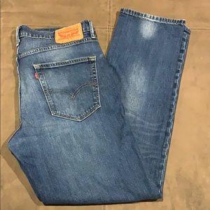 Men's Levi's 541 Jeans Athletic Stretch 33 33x32